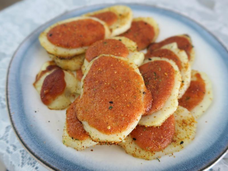 烤明太子馬鈴薯