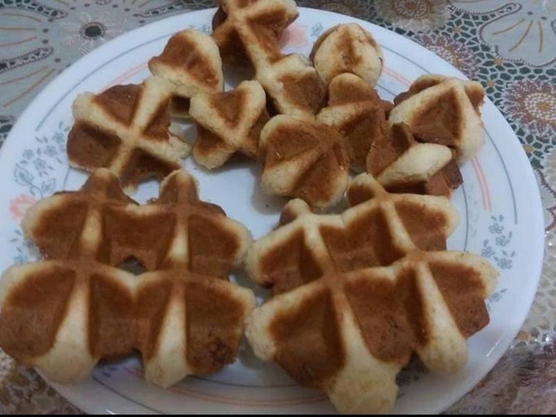 比利時鬆餅(鬆餅粉版)