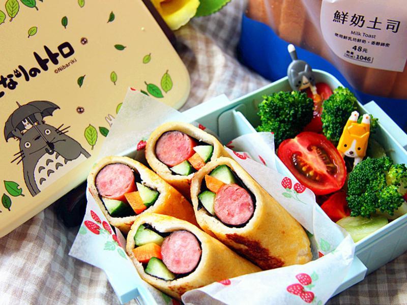 日式土司捲