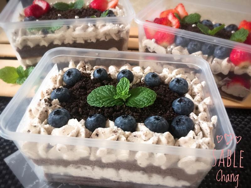 Oreo盒子蛋糕