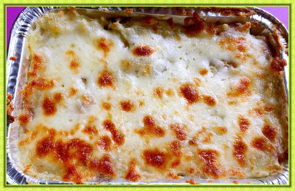 焗烤馬鈴薯(洋蔥火腿口味)