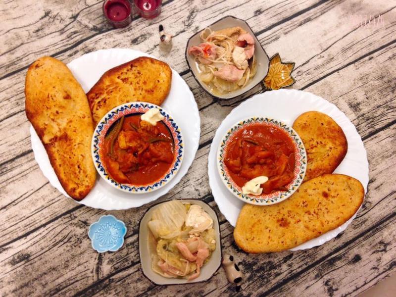 印度香料咖喱雞 Tikka Masala