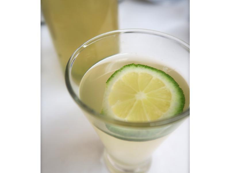 清涼蜂蜜檸檬水