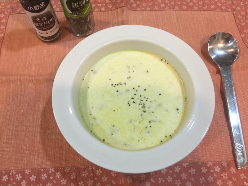 洋蔥玉米濃湯