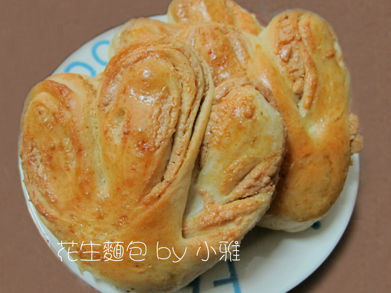 花生麵包(福源花生醬)