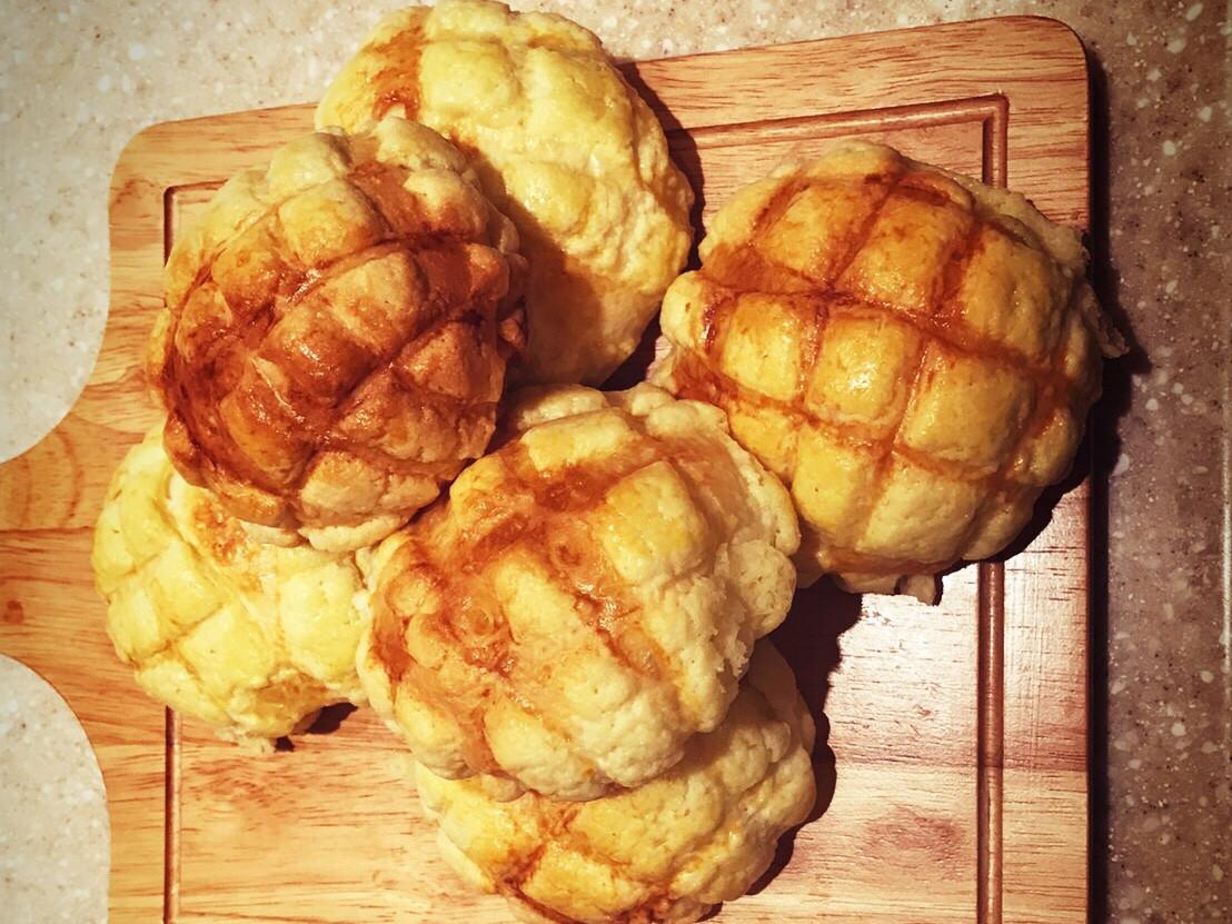 零失敗菠蘿麵包