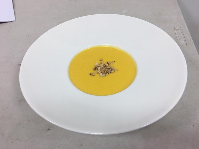 豆香南瓜濃湯