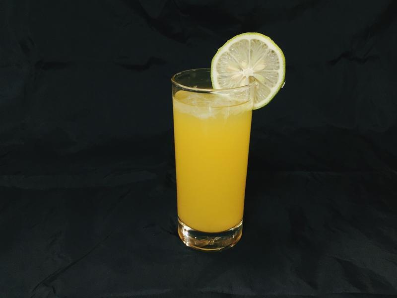 柳橙檸檬蘇打