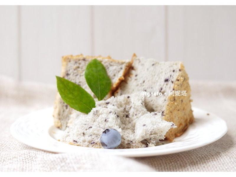 [阿妮塔♥sweet] ♥柔軟藍莓戚風蛋糕。