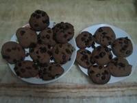 ♥手工全麥巧克力葡萄餅乾♥