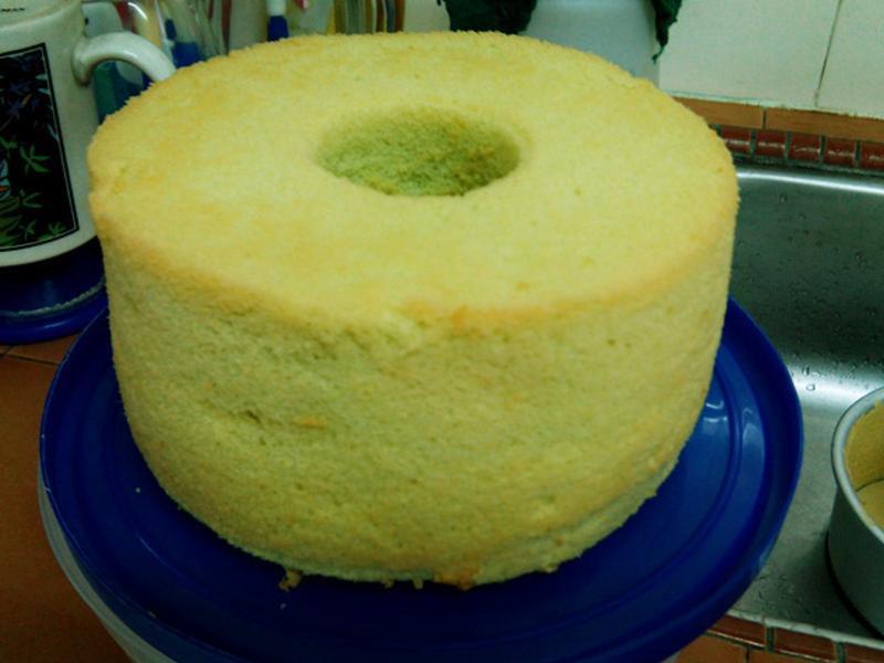 斑斓威风蛋糕