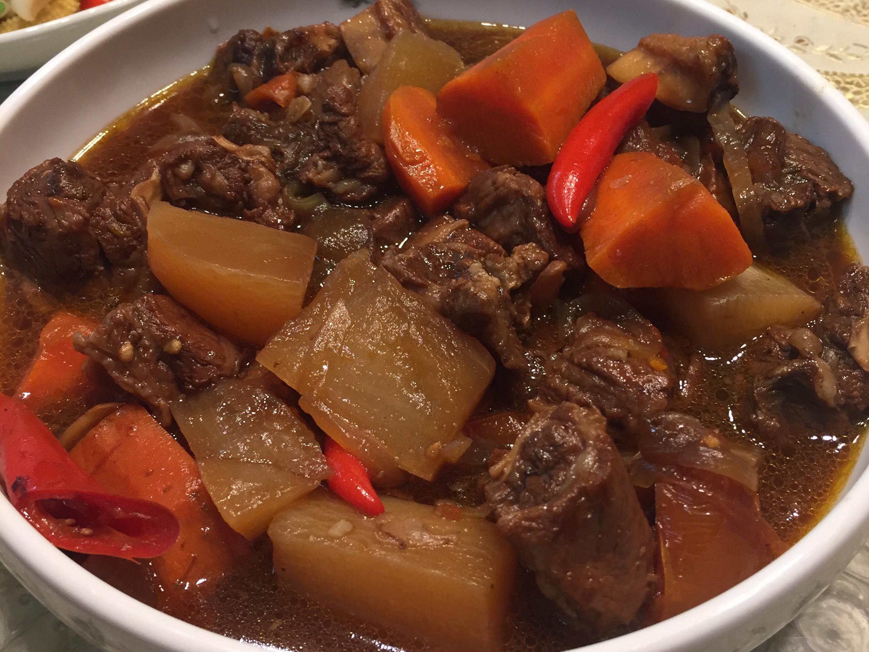 《媽媽私房菜》紅酒燉牛肉