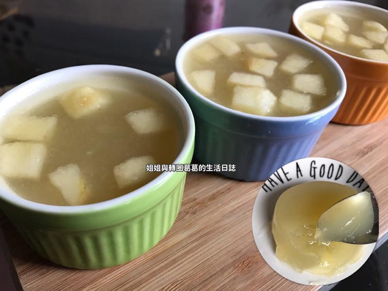 『寶寶食譜』蘋果鮮果凍(無糖)