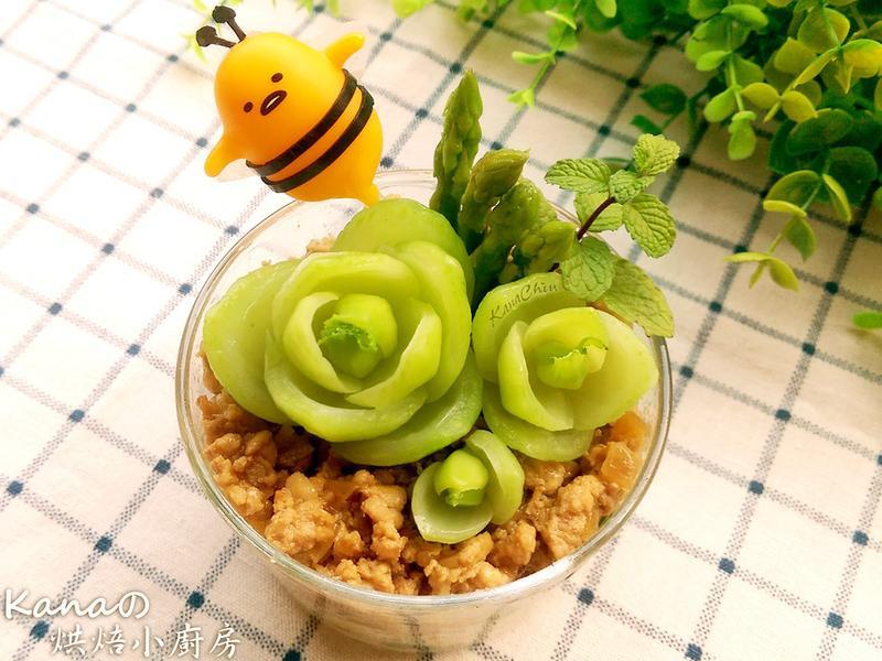盆栽魯肉飯