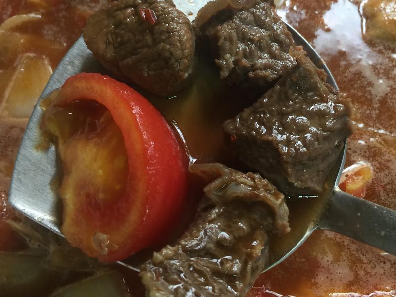 很牛的番茄牛肉