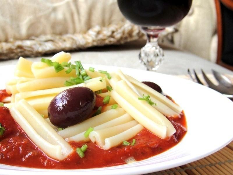 [SDS] 橄欖義大利麵