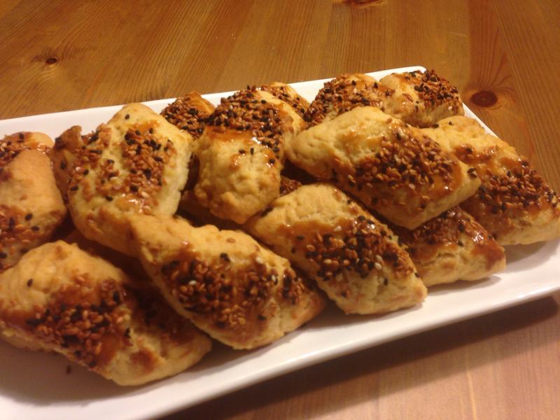 土式酥脆鹹餅乾
