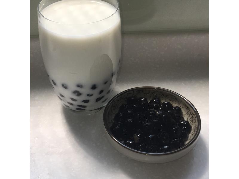 【即時珍珠】黑糖珍珠鮮奶飲