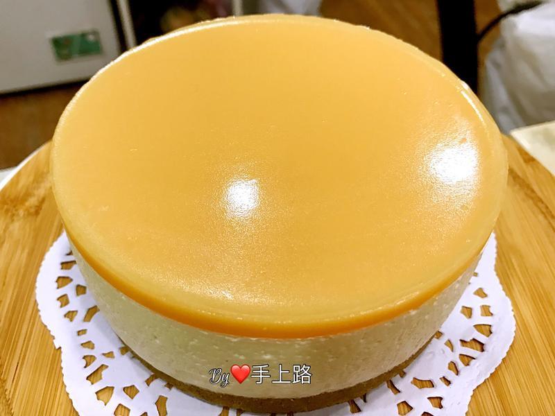 養樂多凍乳酪蛋糕(5吋、免烤箱)