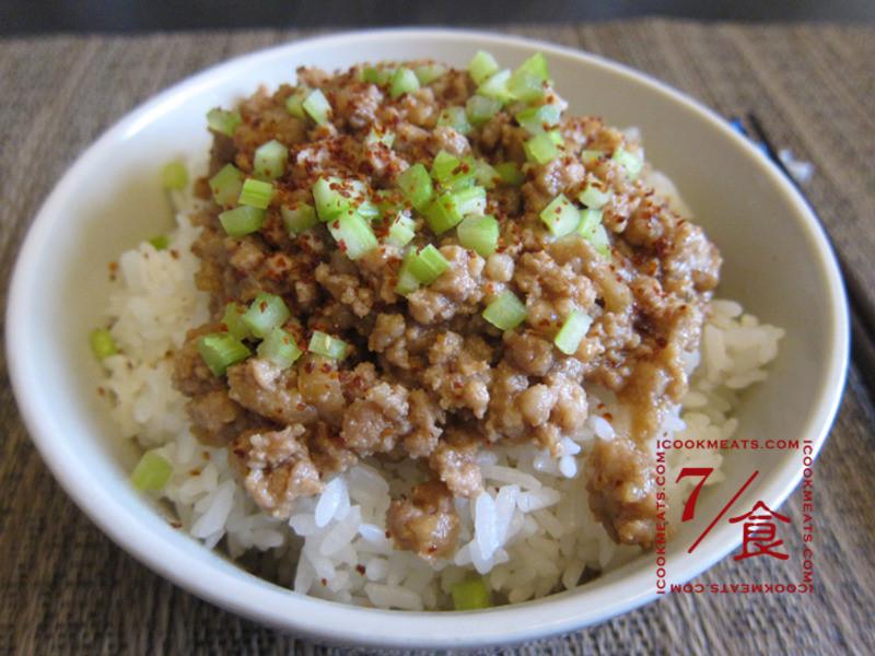 【7/食】台式肉燥