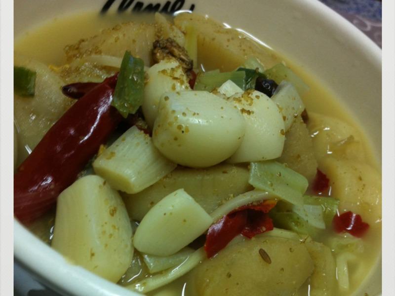 [Phi's異國風]天香回味蒙古湯麵