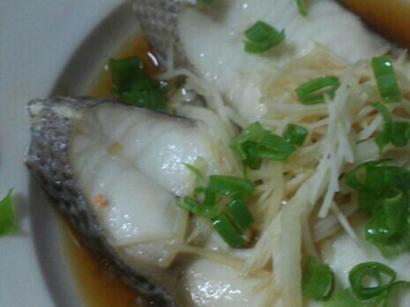 ㄚ曼達的廚~薑絲圓鱈