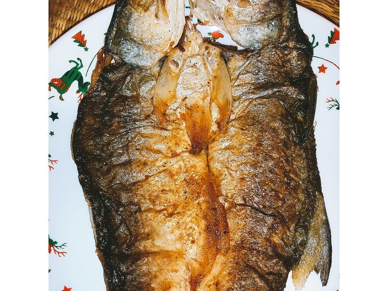 🐟🌅香煎午仔魚
