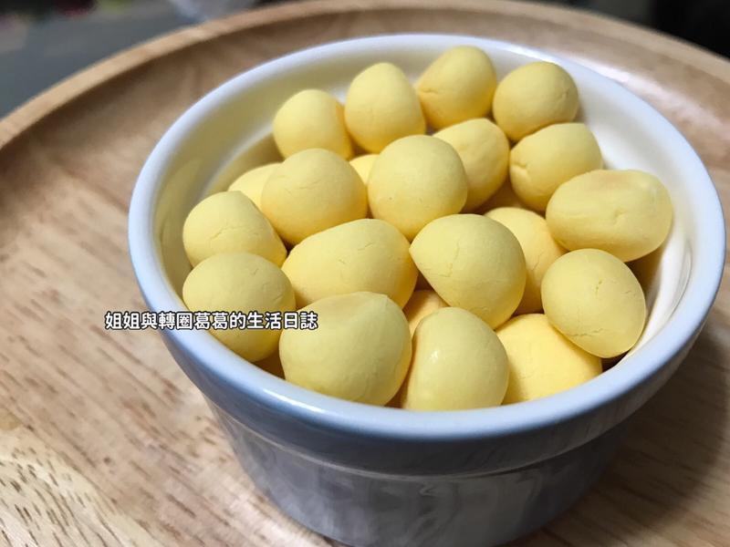 『寶寶食譜』蛋黃小饅頭