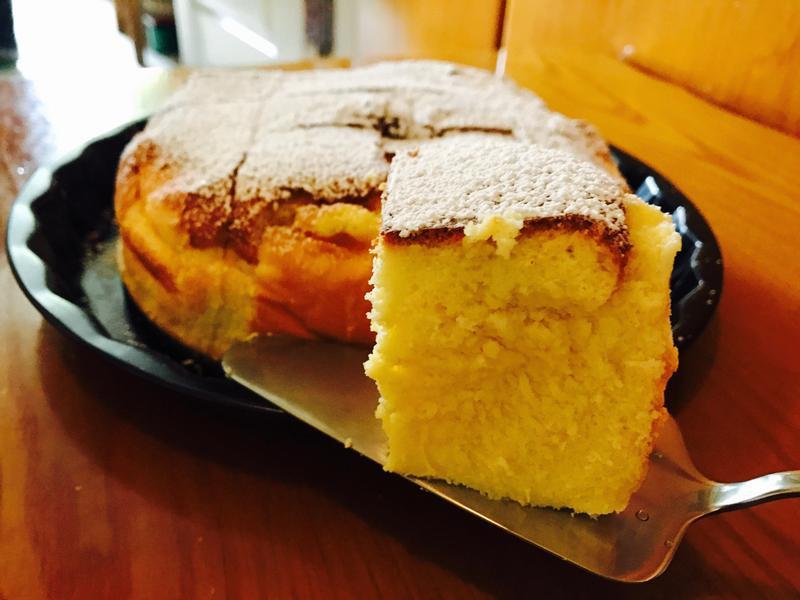 烤箱甜點:超輕柔綿密乳酪蛋糕