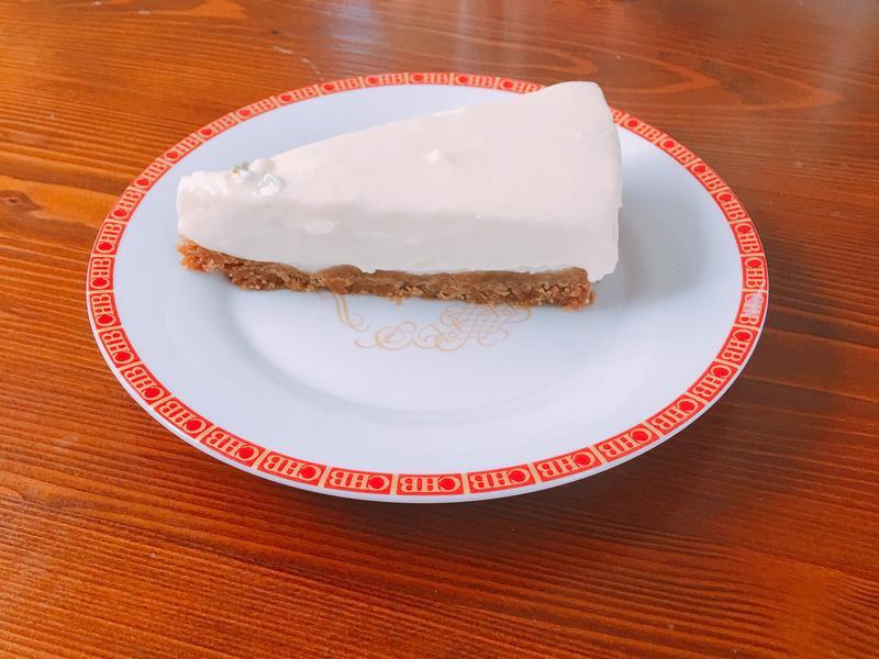免烤乳酪蛋糕🍋