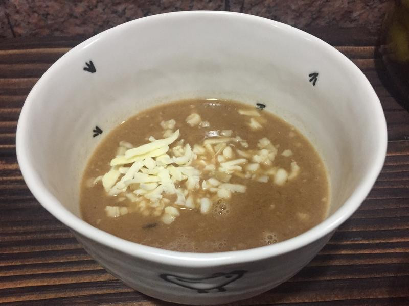 星野主廚的法式洋蔥湯