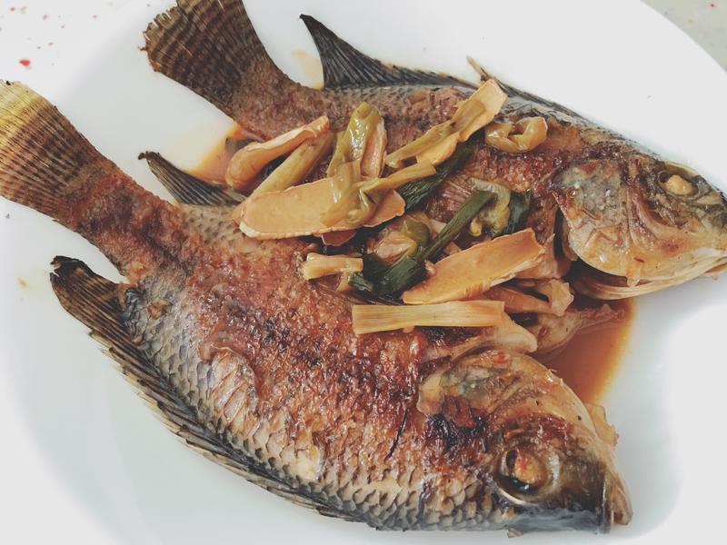 媽媽味-紅燒魚