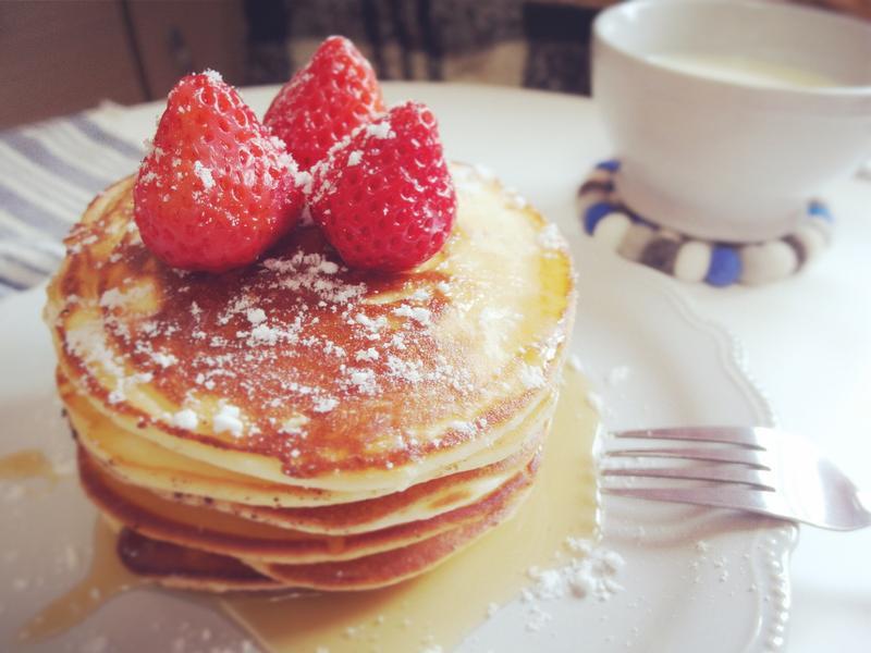 Pancake美式鬆餅早午餐🥞