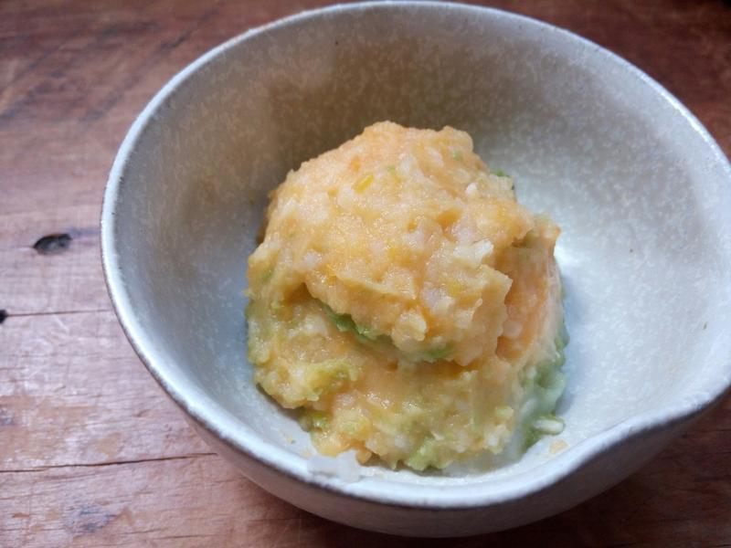 起司地瓜洋芋泥(副食品💚7個月)