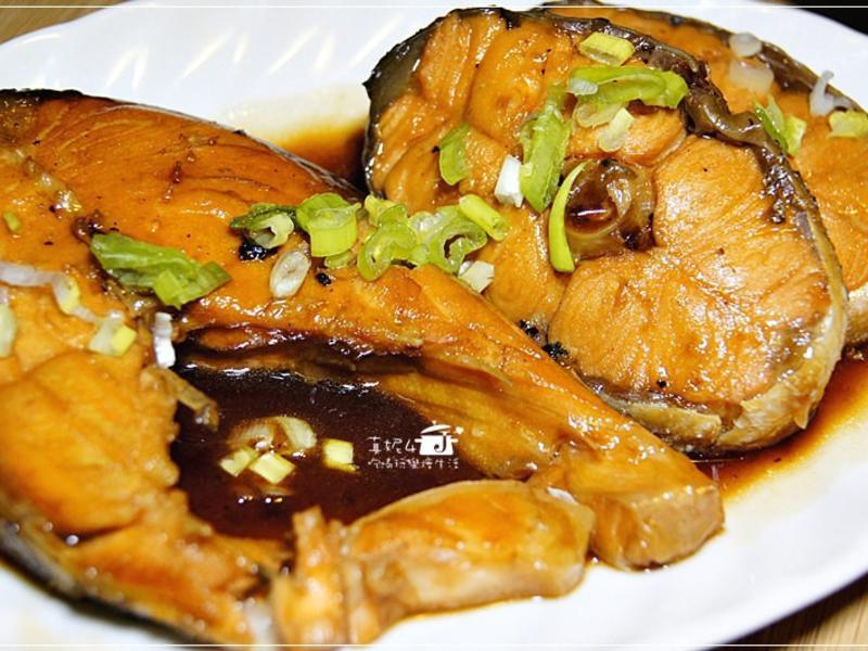醬油糖燒魚