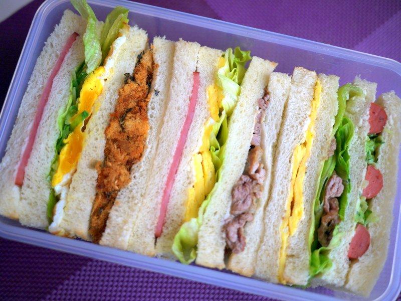 ♫豪華三明治餐盒~FRESH