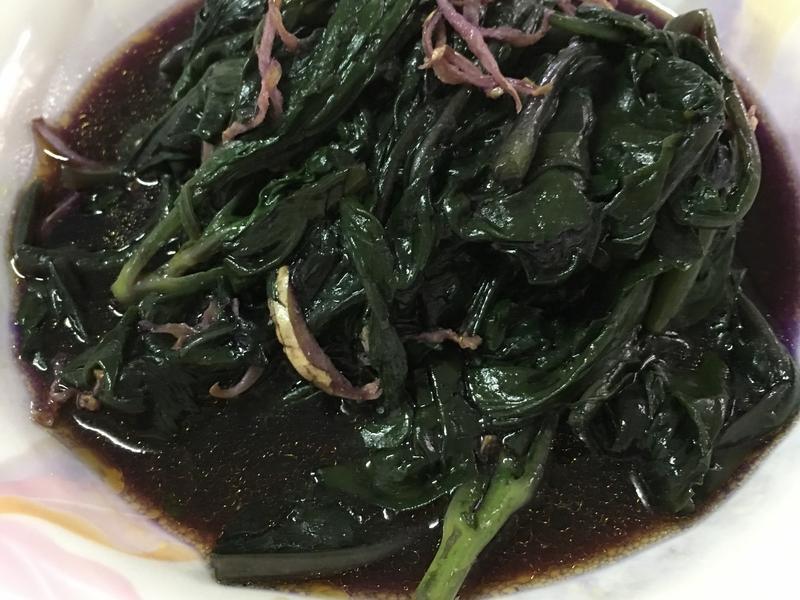 拌紅鳳菜(紅菜)~全素