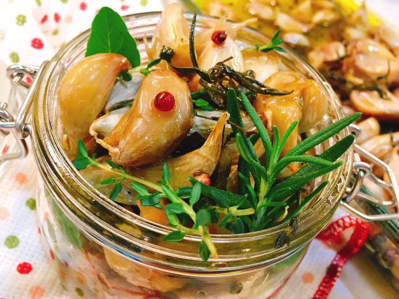 香草油封蒜