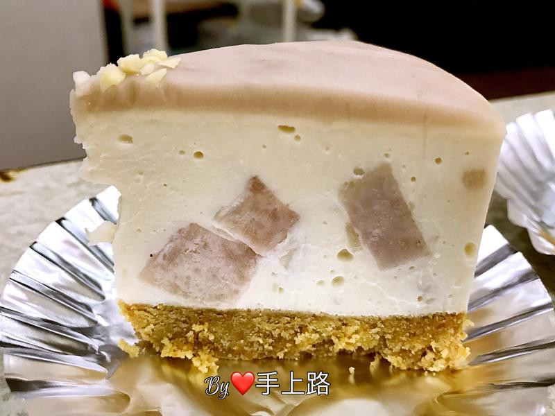 芋到愛乳酪蛋糕(5吋、免烤箱)