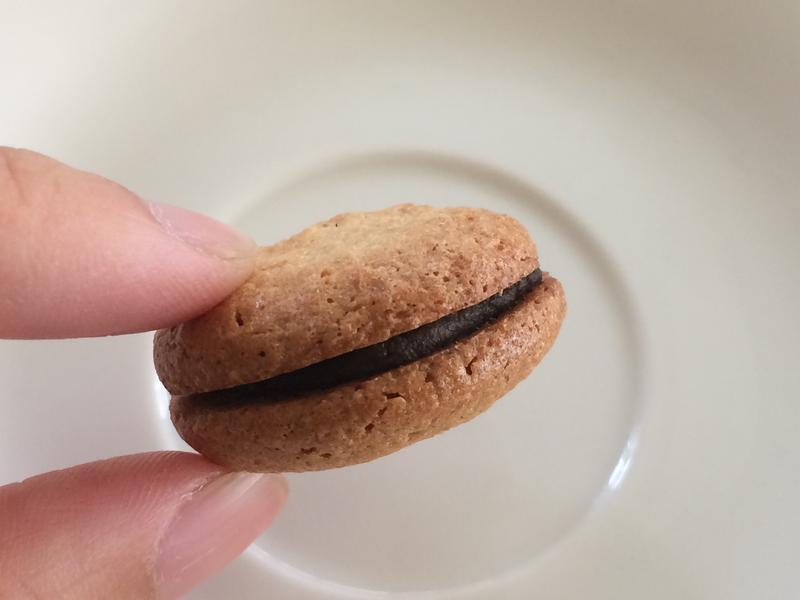 🎠法式馬卡龍💝巧克力內餡