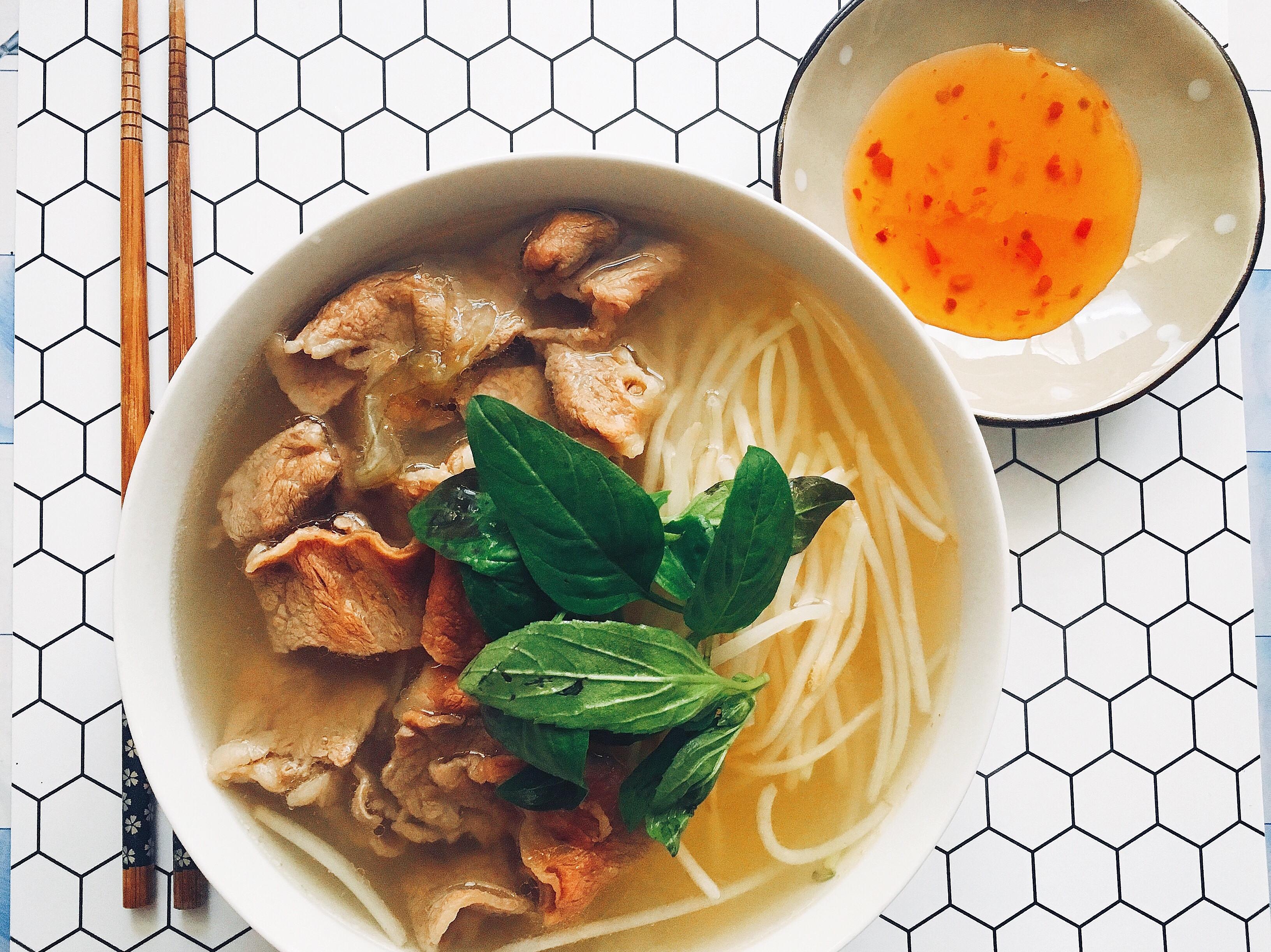 越南牛肉河粉