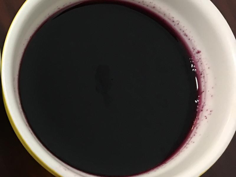 自製天然葡萄汁&入口即化葡萄果凍