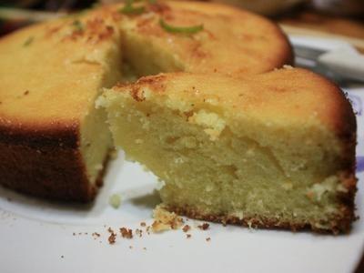 淡淡檸檬香氣的檸檬蛋糕(8吋)