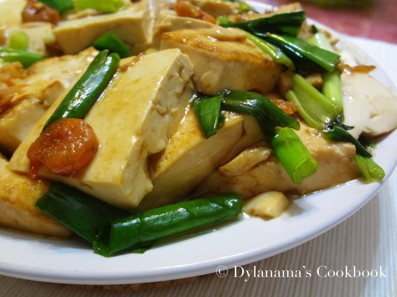 DYLANAMA ♥ 海米燒豆腐