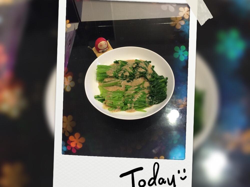 🥙涼拌胡麻菠菜🥙