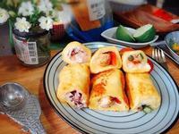 【瘋野餐】三色法式吐司捲