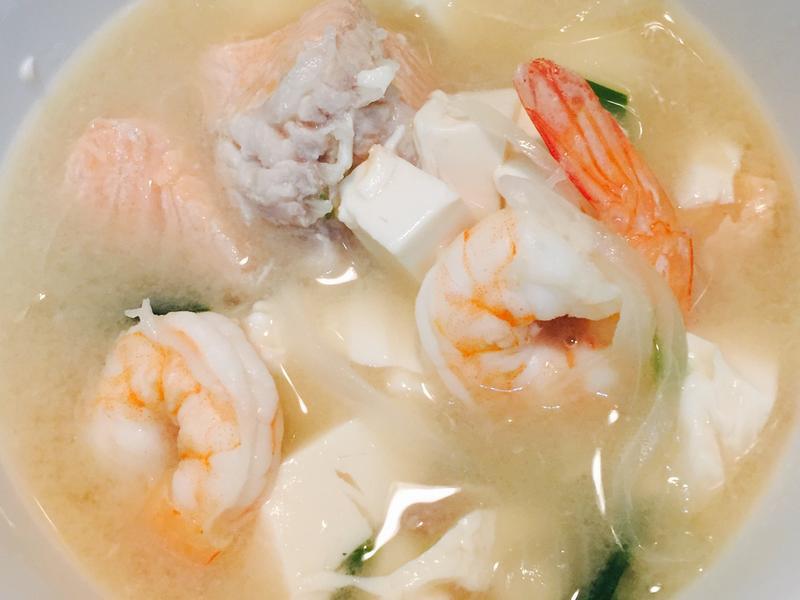 元氣料理🐟味噌湯
