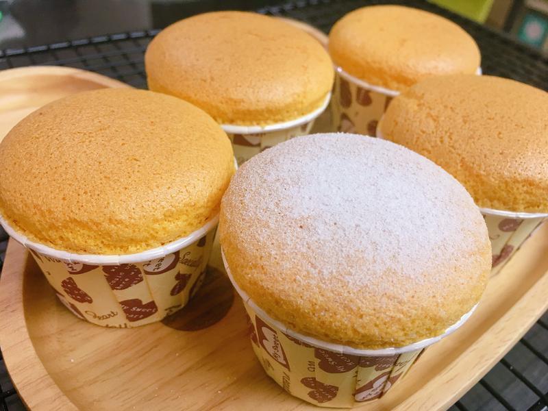 南瓜杯子蛋糕