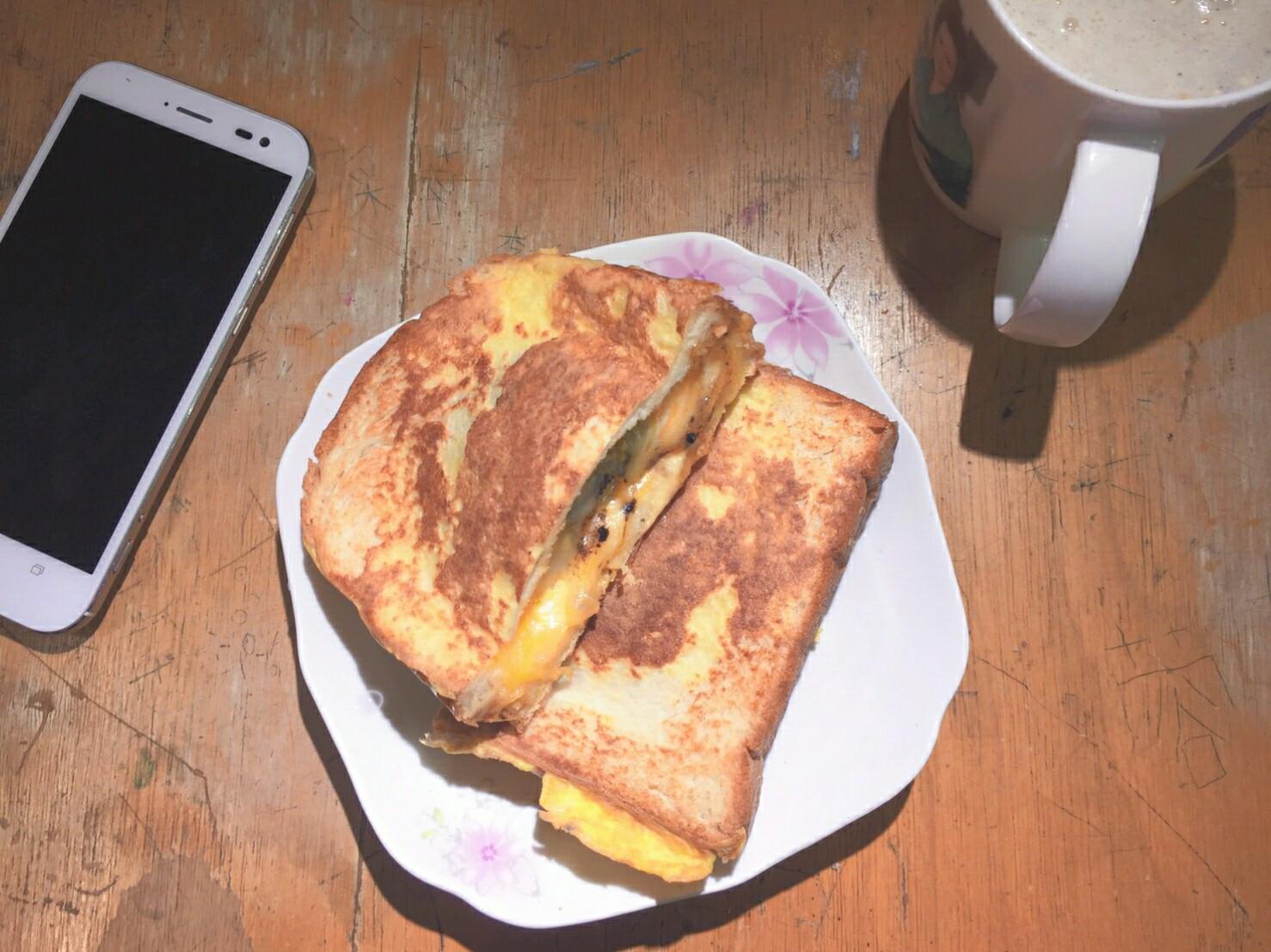 起司乳酪牽絲麻糬oreo吐司