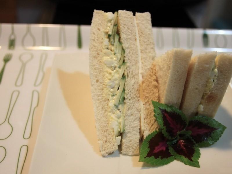 【深夜食堂】NO2.第17夜。雞蛋沙拉三明治